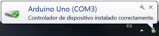 Arduino Uno (COM3)