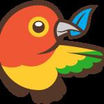 Logo de http://bower.io/