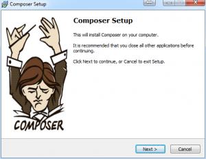 Instalador de Composer